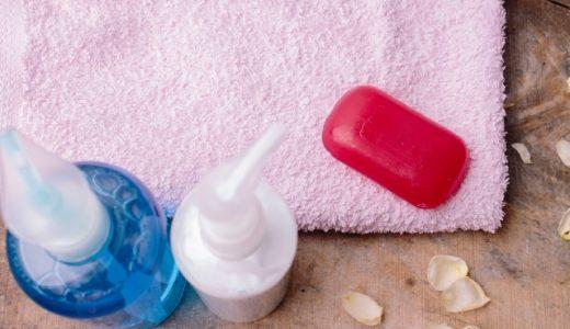 引越し挨拶の手土産の石鹸おすすめランキング!固形と液体どちら?